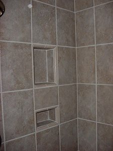 American Olean Calliano 10 x 13 wall tile, color